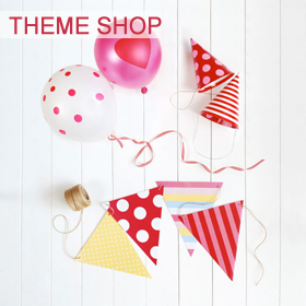 Children's Party Theme Shop